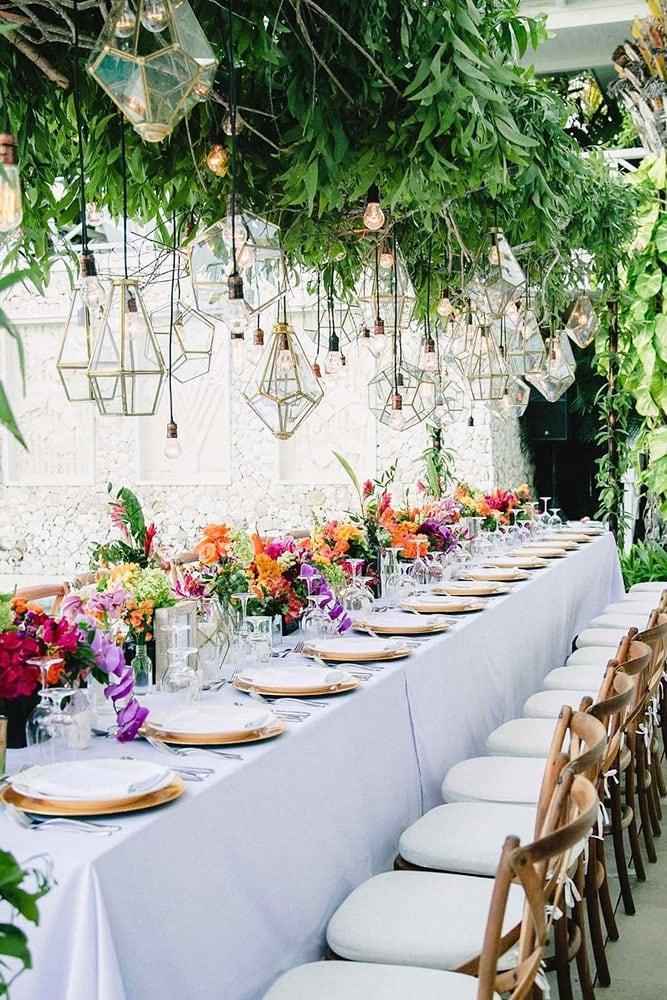Как украсить зал на свадьбу, выбор стиля для оформления свадебного зала - 4