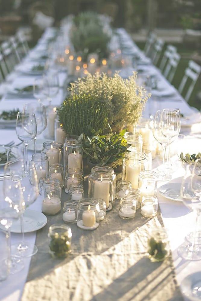 Как украсить зал на свадьбу, выбор стиля для оформления свадебного зала - 6