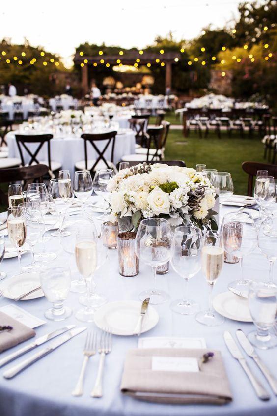 Порядок работ по оформлению и украшению свадебного зала своими руками - 3