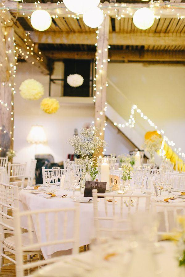 Порядок работ по оформлению и украшению свадебного зала своими руками - 4