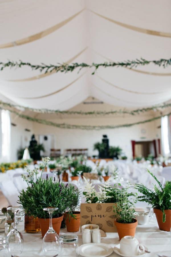 Порядок работ по оформлению и украшению свадебного зала своими руками - 6