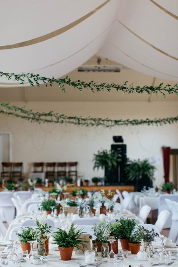 Порядок работ по оформлению и украшению свадебного зала своими руками - 7