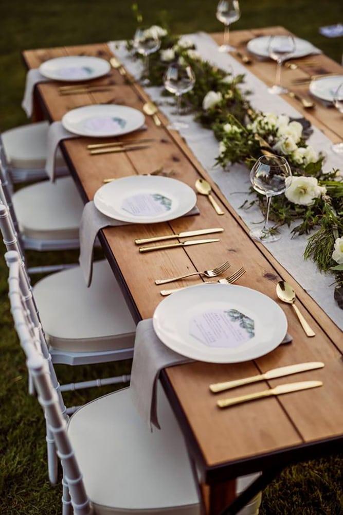 Как сэкономить при самостоятельном оформлении зала для свадьбы - 3