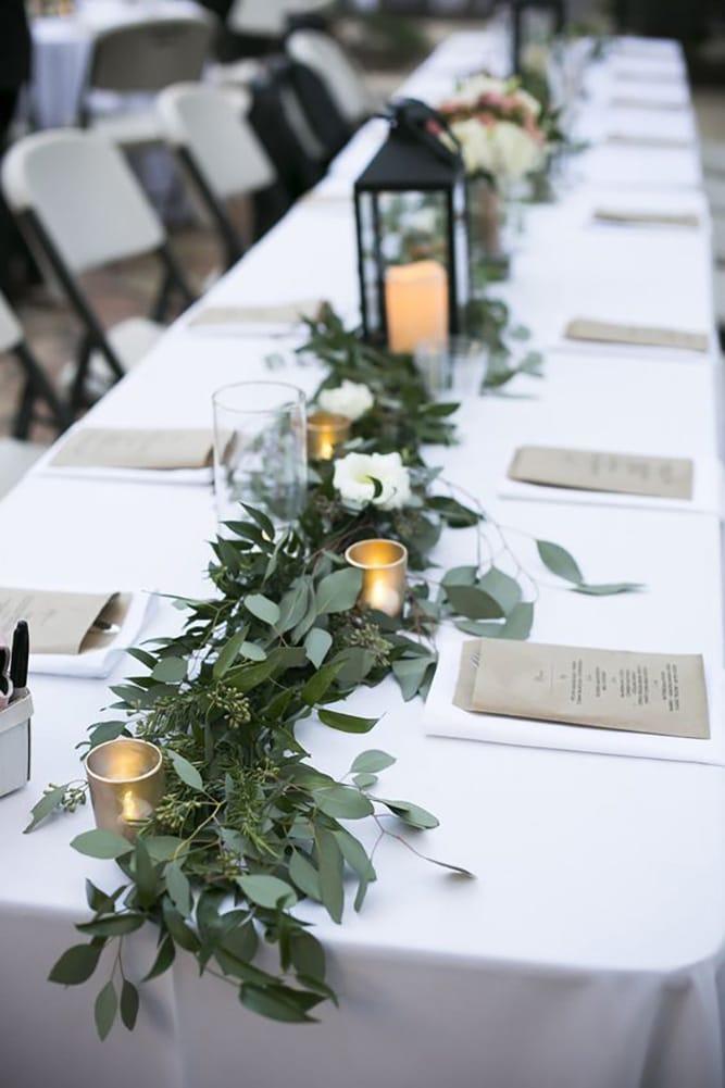 Как сэкономить при самостоятельном оформлении зала для свадьбы - 4