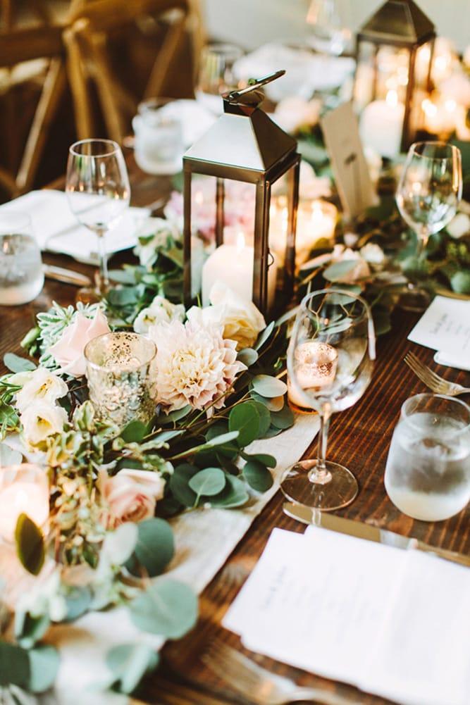 Как сэкономить при самостоятельном оформлении зала для свадьбы - 8