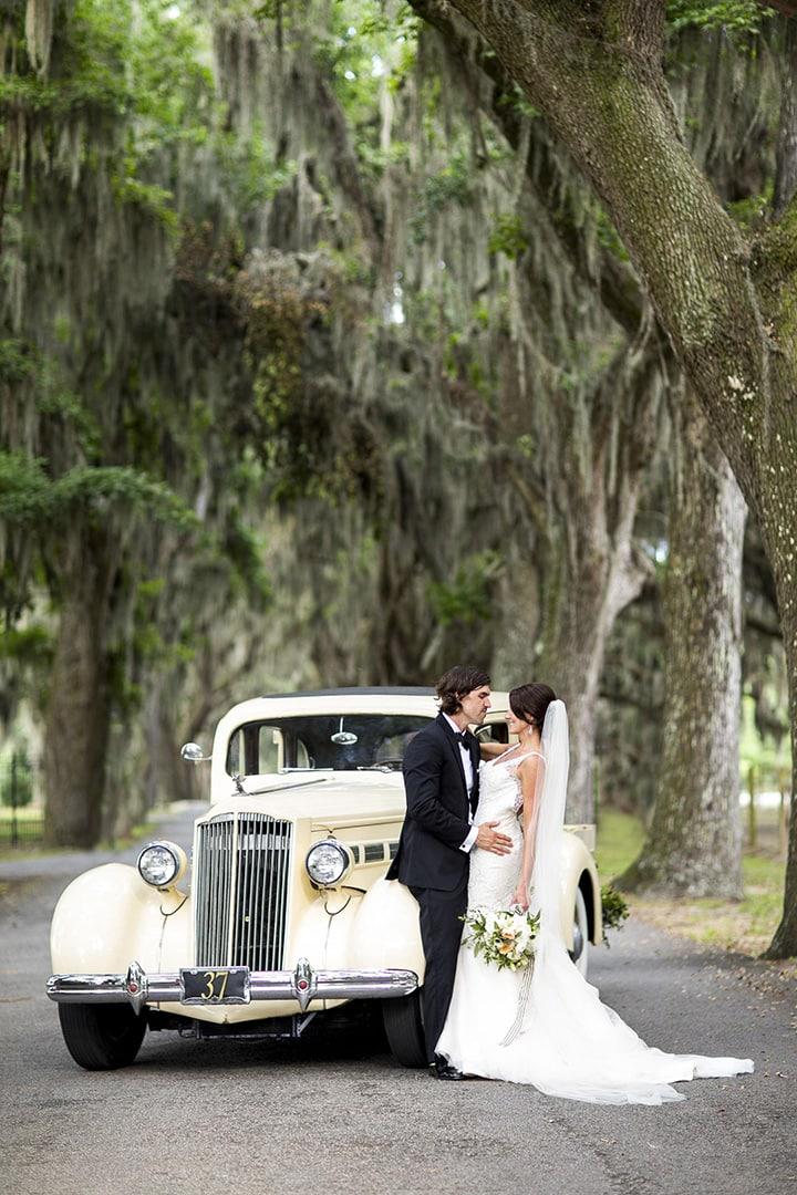 Самостоятельная организация свадьбы - заказ автомобиля - 1
