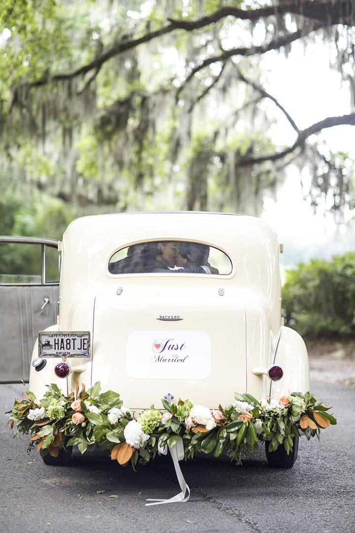 Самостоятельная организация свадьбы - заказ автомобиля - 2
