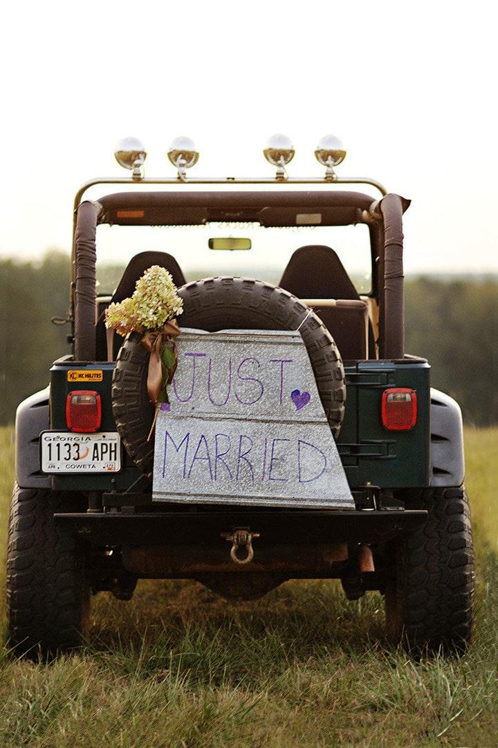 Самостоятельная организация свадьбы - заказ автомобиля - 3