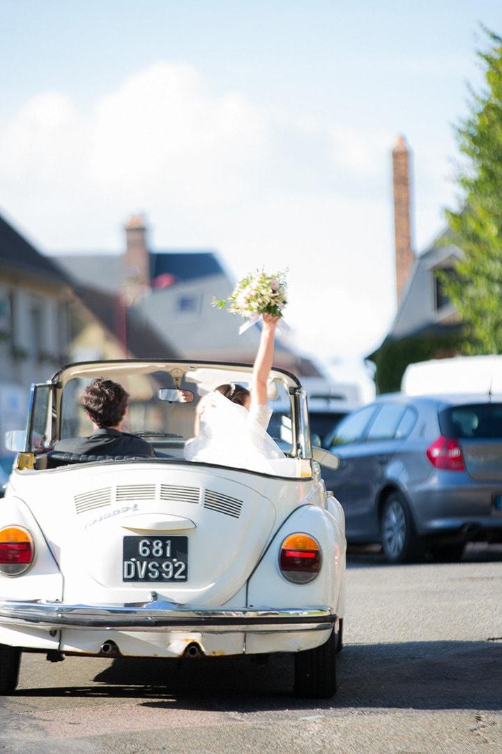 Самостоятельная организация свадьбы - заказ автомобиля - 7