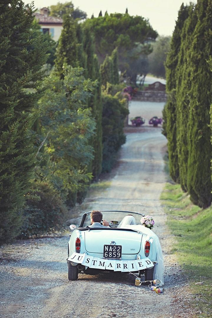 Самостоятельная организация свадьбы - заказ автомобиля - 8